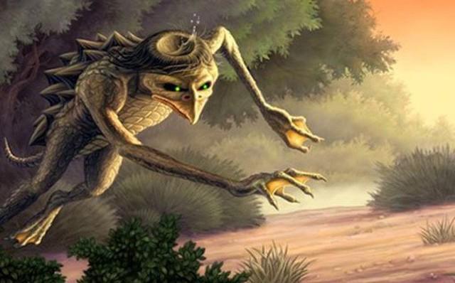 Những sinh vật huyền thoại bí ẩn bậc nhất thế giới (P.5) - Ảnh 3.