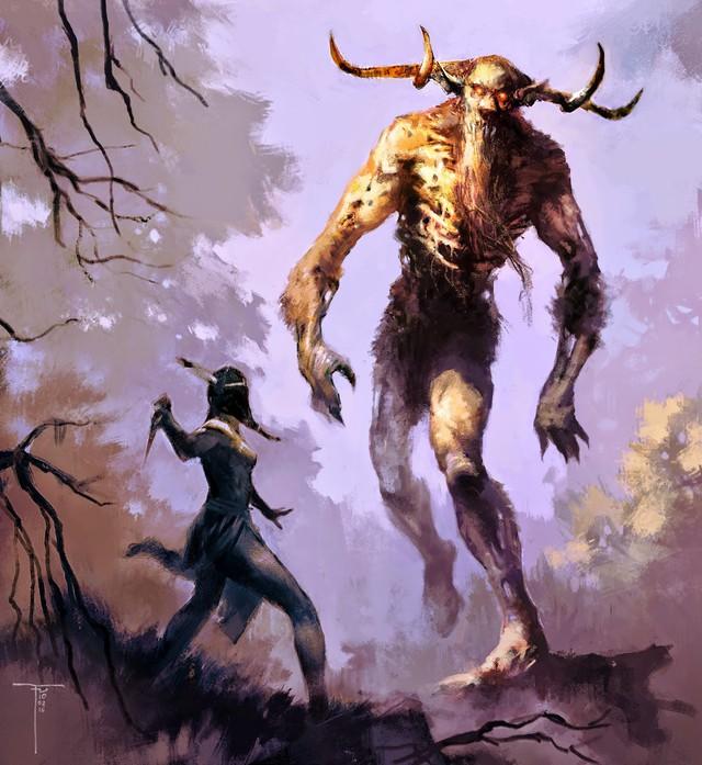 Những sinh vật huyền thoại bí ẩn bậc nhất thế giới (P.5) - Ảnh 1.