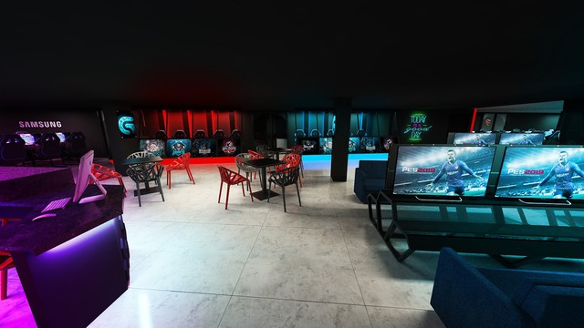 Cyber game chục tỷ Vikings Thành Thái sẽ mở cửa đón game thủ vào ngày 28/07 tới - Ảnh 1.