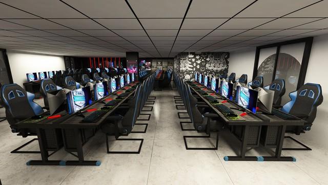 Cyber game chục tỷ Vikings Thành Thái sẽ mở cửa đón game thủ vào ngày 28/07 tới - Ảnh 2.