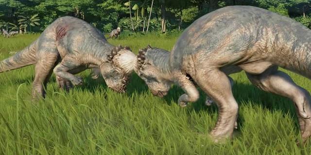 Những loài khủng long mạnh mẽ và tàn bạo nhất loạt phim Jurassic Park - Ảnh 1.
