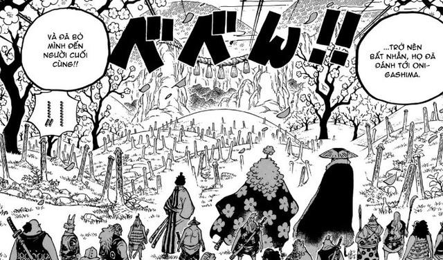 One Piece: Chúa công Momonosuke xuất hiện, các tù nhân đồng tâm nhất trí tin tưởng Luffy và chuẩn bị khởi nghĩa - Ảnh 3.