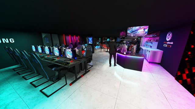 Cyber game chục tỷ Vikings Thành Thái sẽ mở cửa đón game thủ vào ngày 28/07 tới - Ảnh 3.