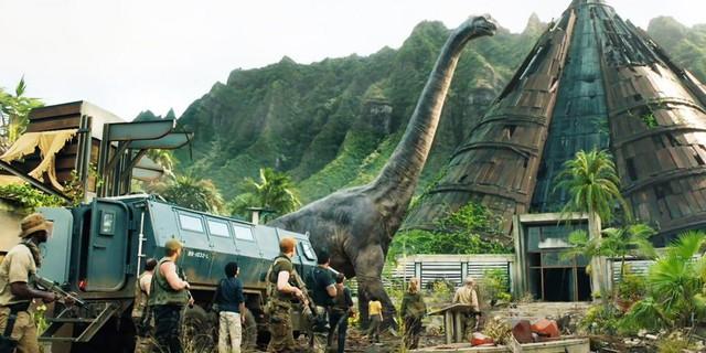 Những loài khủng long mạnh mẽ và tàn bạo nhất loạt phim Jurassic Park - Ảnh 3.