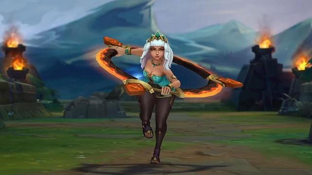 LMHT - Garena vô tình để lộ thông tin skin Hàng Hiệu mới: Hội con riêng Riot kết nạp thêm Miss Fortune - Ảnh 3.