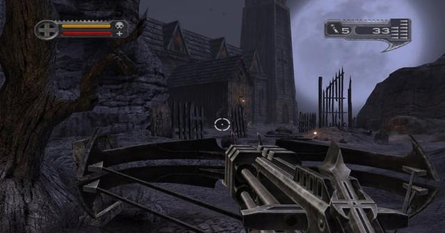 Những tựa game bắt người chơi phải nhập vai Ma Cà Rồng phong cách rùng rợn nhất - Ảnh 1.