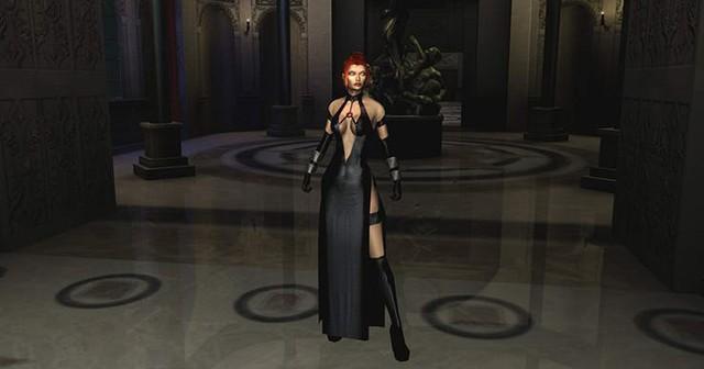 Những tựa game bắt người chơi phải nhập vai Ma Cà Rồng phong cách rùng rợn nhất - Ảnh 3.
