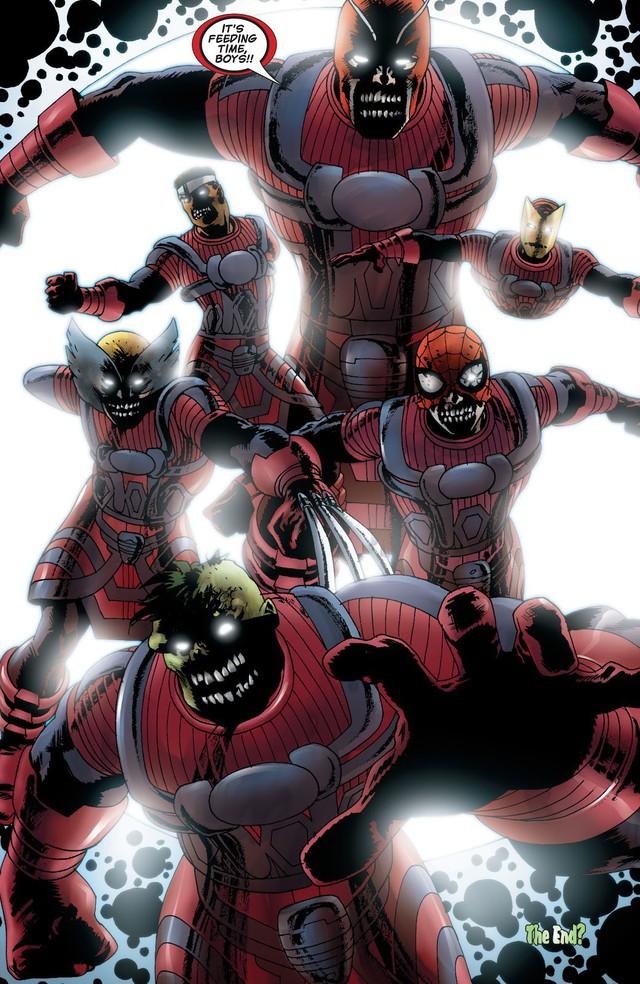 Không chỉ trong Spider-Man: Far From Home, sắp tới Marvel sẽ đưa dịch bệnh xác sống vào series What If...? - Ảnh 5.
