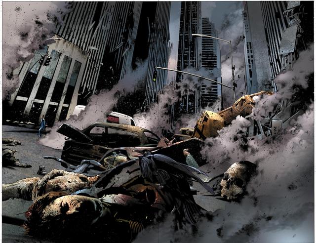 Không chỉ trong Spider-Man: Far From Home, sắp tới Marvel sẽ đưa dịch bệnh xác sống vào series What If...? - Ảnh 6.