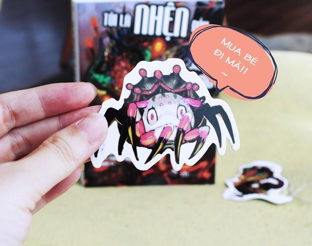 Tôi là nhện đấy, có sao không: Bộ truyện isekai cực cuốn hút khiến fan manga khó mà bỏ qua! - Ảnh 5.