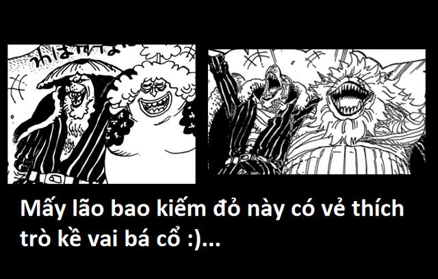 One Piece 950: Zoro sắp có được sức mạnh mới, Law mỉm cười đầy tự tin dù đã bị tống giam vào tù - Ảnh 13.