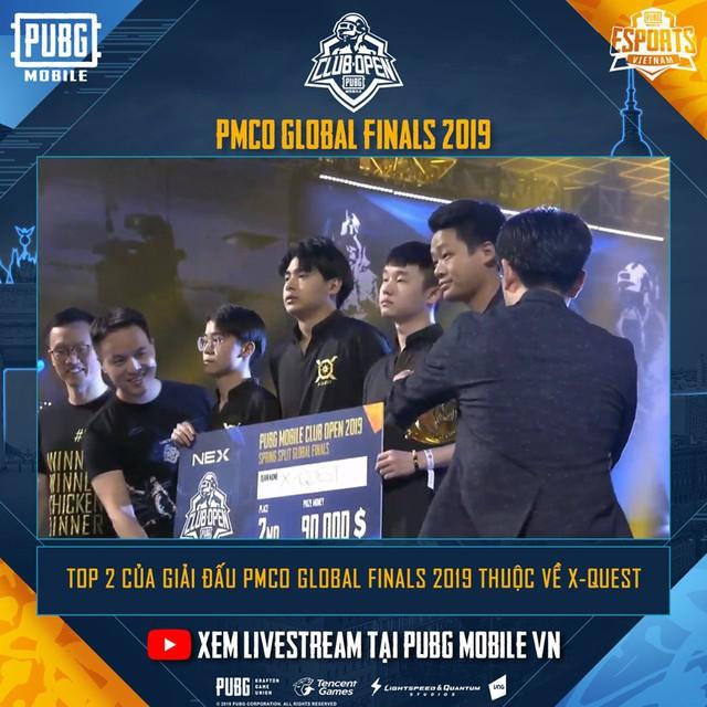 Trung Quốc thống trị Chung kết PUBG Mobile thế giới, có 3 đội tham dự thì đều lọt Top 3 - Ảnh 4.