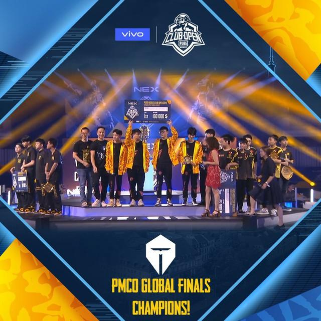 Trung Quốc thống trị Chung kết PUBG Mobile thế giới, có 3 đội tham dự thì đều lọt Top 3 - Ảnh 2.