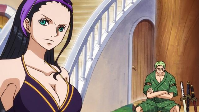 One Piece tập 895: Sau bao lâu chúng ta cũng được thấy toàn bộ băng Mũ Rơm kề vai sát cánh chiến đấu - Ảnh 1.