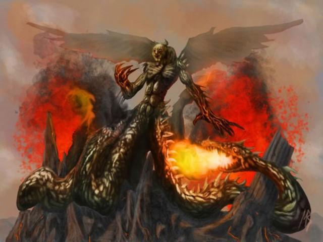 Chó quỷ 3 đầu Cerberus và những loài quái vật đáng sợ nhất dưới địa ngục - Ảnh 4.