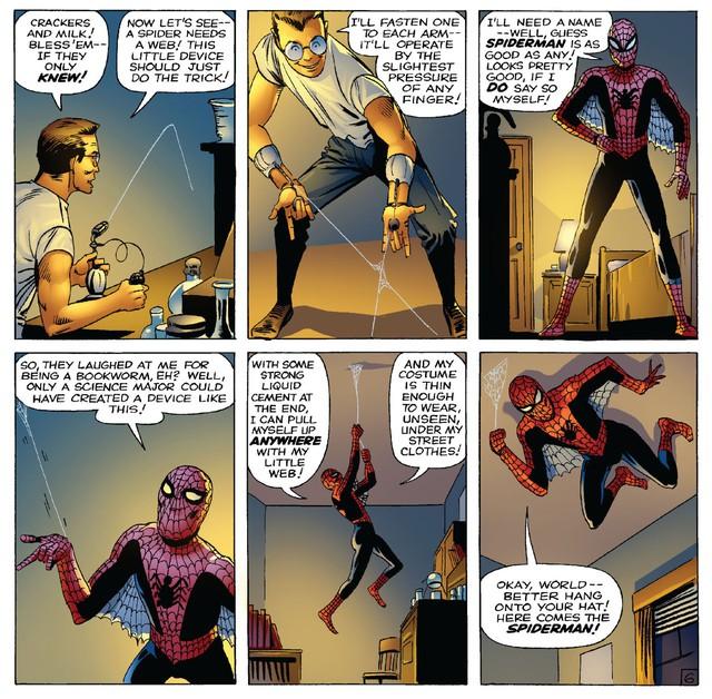 Cùng tìm hiểu về cơ chế Web-Shooters: Máy bắn tơ độc nhất vô nhị của Spider-Man - Ảnh 1.