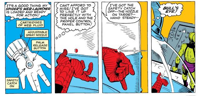 Cùng tìm hiểu về cơ chế Web-Shooters: Máy bắn tơ độc nhất vô nhị của Spider-Man - Ảnh 6.