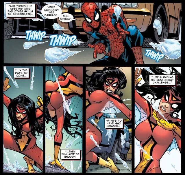 Cùng tìm hiểu về cơ chế Web-Shooters: Máy bắn tơ độc nhất vô nhị của Spider-Man - Ảnh 7.