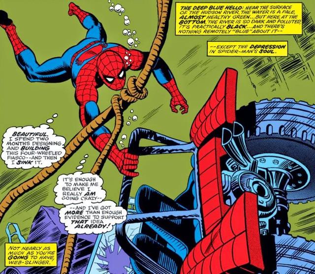 Có thể bạn chưa biết: Người Nhện đã từng sở hữu một chiếc xe chất hơn nước cất Spider-Mobile - Ảnh 3.