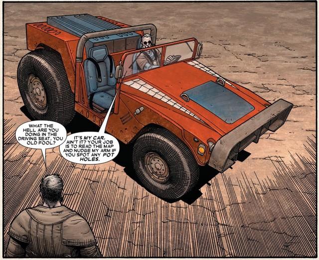 Có thể bạn chưa biết: Người Nhện đã từng sở hữu một chiếc xe chất hơn nước cất Spider-Mobile - Ảnh 8.