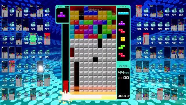 Bây giờ đến cả game xếp hình cũng có Battle Royale, lấy tên Tetris Royale - Ảnh 3.