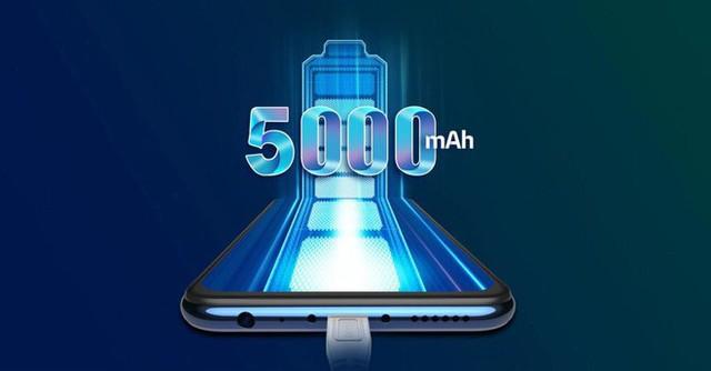 Vivo ra mắt smartphone Z1 Pro: Màn hình đục lỗ, 3 camera sau, chip Snapdragon 710 và pin 5.000 mAh, giá bán từ 217 USD - Ảnh 5.
