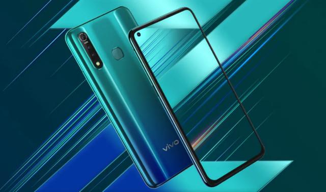 Vivo ra mắt smartphone Z1 Pro: Màn hình đục lỗ, 3 camera sau, chip Snapdragon 710 và pin 5.000 mAh, giá bán từ 217 USD - Ảnh 1.