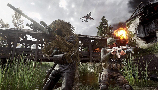 Bom tấn Call of Duty Modern Warfare 2019 sẽ có chế độ Battle Royale như PUBG - Ảnh 3.