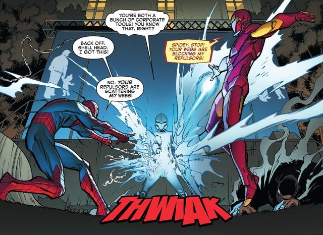 Cùng tìm hiểu về cơ chế Web-Shooters: Máy bắn tơ độc nhất vô nhị của Spider-Man - Ảnh 3.