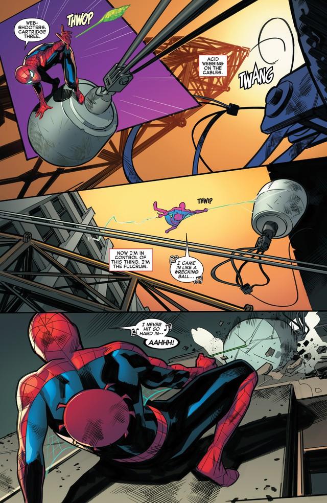 Cùng tìm hiểu về cơ chế Web-Shooters: Máy bắn tơ độc nhất vô nhị của Spider-Man - Ảnh 4.