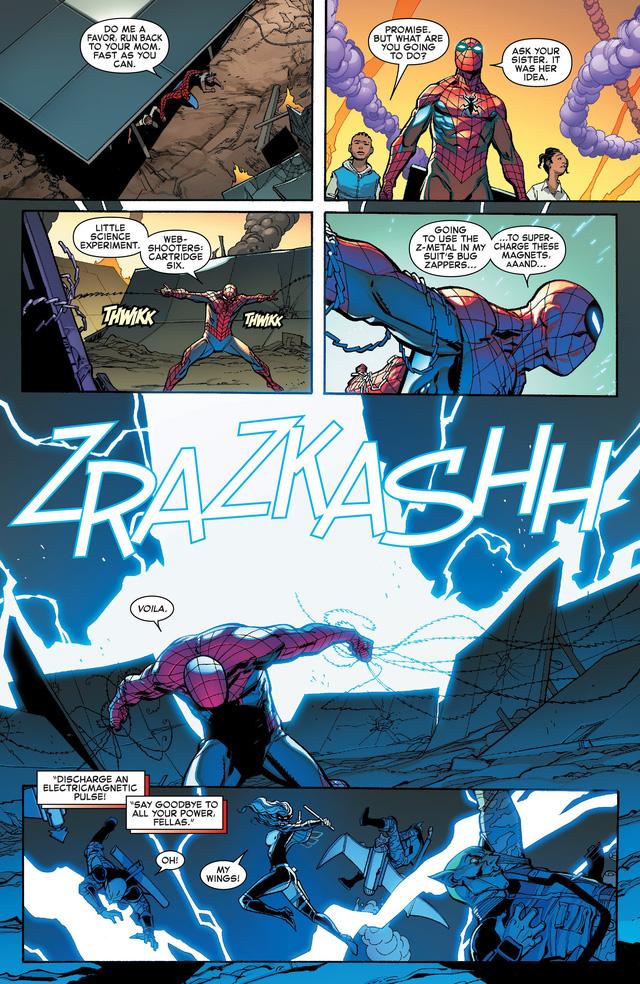 Cùng tìm hiểu về cơ chế Web-Shooters: Máy bắn tơ độc nhất vô nhị của Spider-Man - Ảnh 5.
