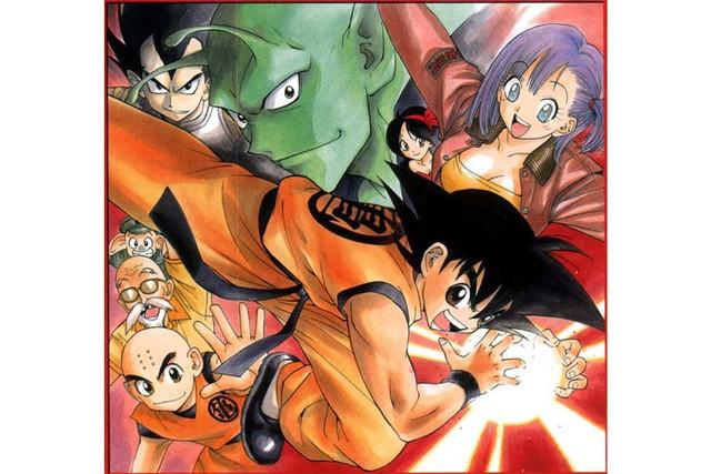 Dưới nét vẽ của Eiichiro Oda và các mangaka nổi tiếng, nhân vật trong Dragon Ball trông sẽ như thế nào? - Ảnh 12.