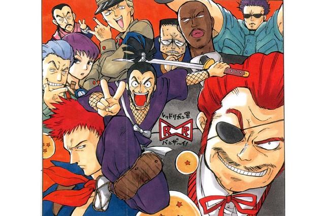 Dưới nét vẽ của Eiichiro Oda và các mangaka nổi tiếng, nhân vật trong Dragon Ball trông sẽ như thế nào? - Ảnh 13.