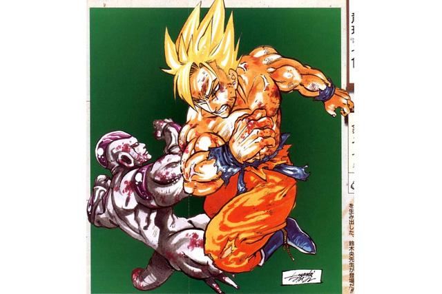 Dưới nét vẽ của Eiichiro Oda và các mangaka nổi tiếng, nhân vật trong Dragon Ball trông sẽ như thế nào? - Ảnh 14.