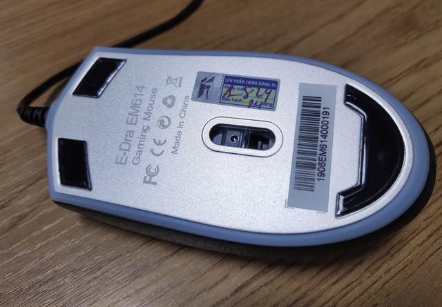 Trên tay chuột gaming giá rẻ E-Dra EM614: 260k khá bèo mà ngon bất ngờ - Ảnh 7.