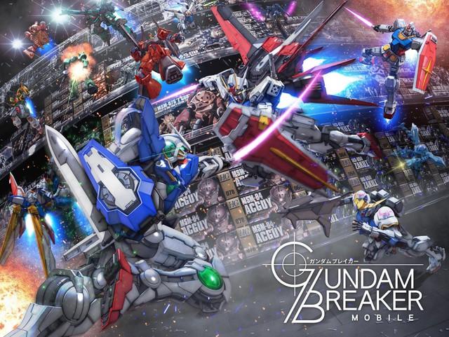 Gundam Breaker Mobile - Game 3D hành động viễn tưởng chuyển thể từ Anime mở đăng ký sớm - Ảnh 1.