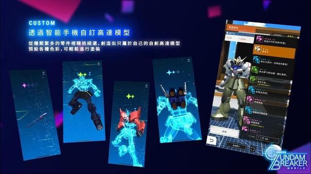 Gundam Breaker Mobile - Game 3D hành động viễn tưởng chuyển thể từ Anime mở đăng ký sớm - Ảnh 2.