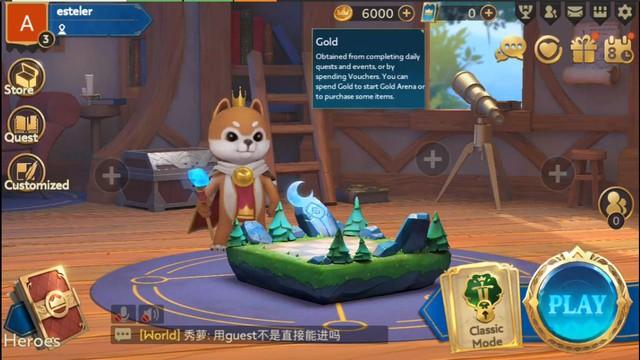 Chess Rush - Game mobile cờ nhân phẩm của Tencent bị tố ăn cắp tướng từ War Song - Ảnh 1.
