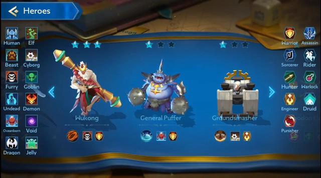 Chess Rush - Game mobile cờ nhân phẩm của Tencent bị tố ăn cắp tướng từ War Song - Ảnh 3.