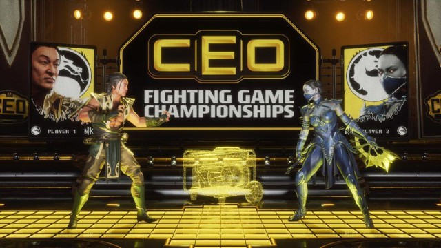 Nhập tâm khi thi đấu Mortal Kombat, hai game thủ suýt thì lao vào combat ngoài đời thật - Ảnh 1.