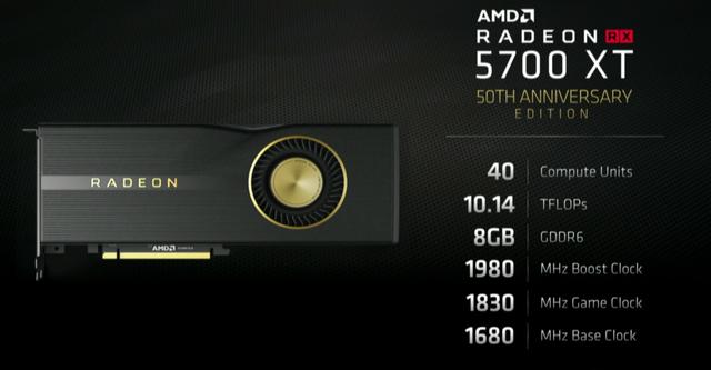 AMD Radeon RX 5700 XT và Radeon RX 5700 thậm chí còn được giảm giá trước khi bán, quá ngon quá rẻ - Ảnh 4.