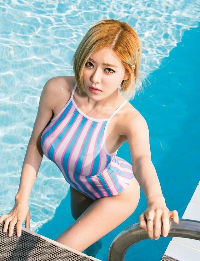 Ngắm nhìn vòng một khủng của DJ Soda - thiên thần âm nhạc của Hàn Quốc - Ảnh 13.