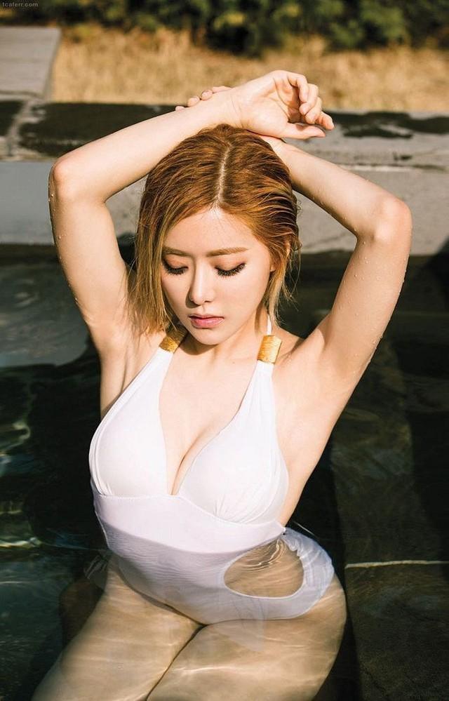 Ngắm nhìn vòng một khủng của DJ Soda - thiên thần âm nhạc của Hàn Quốc - Ảnh 17.