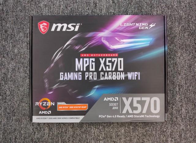 Cận cảnh cặp đôi MEG X570 ACE và MPG X570 Gaming Pro Carbon - Bo mạch chủ tuyệt phẩm đón đầu Ryzen 3000 của MSI - Ảnh 2.