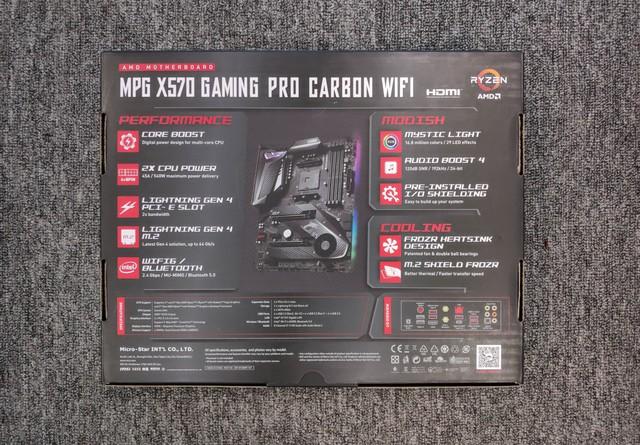 Cận cảnh cặp đôi MEG X570 ACE và MPG X570 Gaming Pro Carbon - Bo mạch chủ tuyệt phẩm đón đầu Ryzen 3000 của MSI - Ảnh 3.