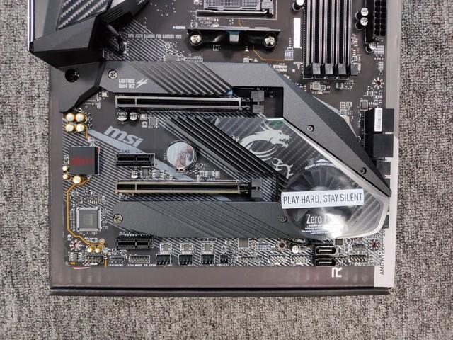 Cận cảnh cặp đôi MEG X570 ACE và MPG X570 Gaming Pro Carbon - Bo mạch chủ tuyệt phẩm đón đầu Ryzen 3000 của MSI - Ảnh 8.