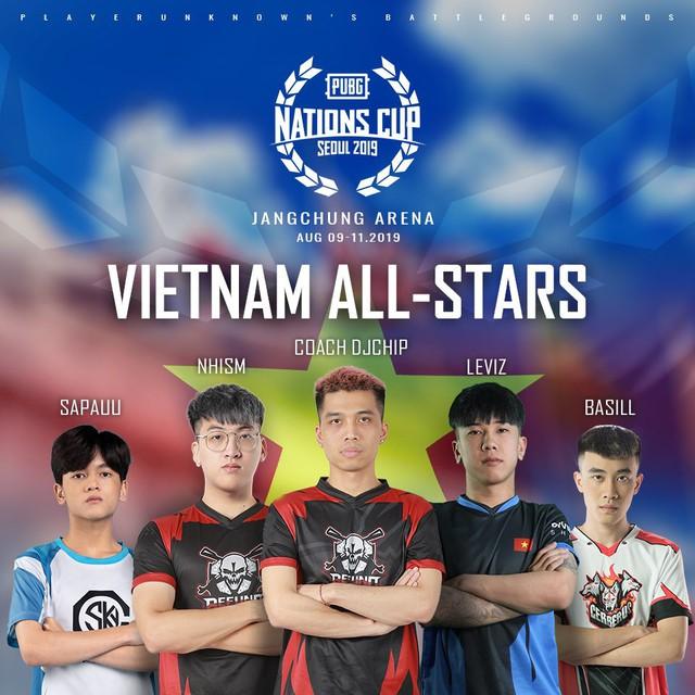 Những tuyển thủ Việt Nam góp mặt trong giải PUBG NATIONS CUP 2019 sắp tới - Ảnh 5.