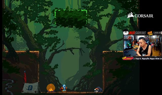 Jump King, tựa game khiến Độ Mixi Gaming ức chế suốt mấy tiếng trời - Ảnh 2.