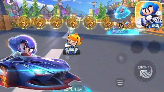 Trở về tuổi thơ với Crazy Racing KartRider - Game đua xe bóng nước siêu vui - Ảnh 2.