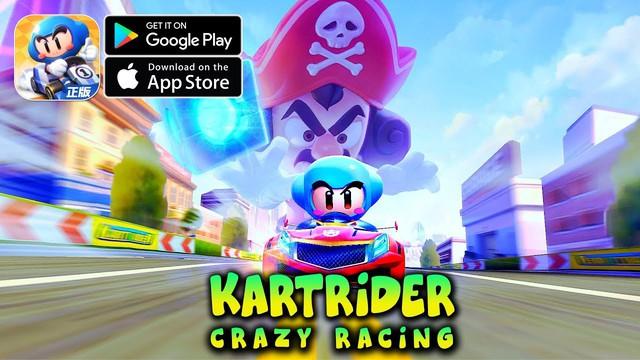 Trở về tuổi thơ với Crazy Racing KartRider - Game đua xe bóng nước siêu vui - Ảnh 4.